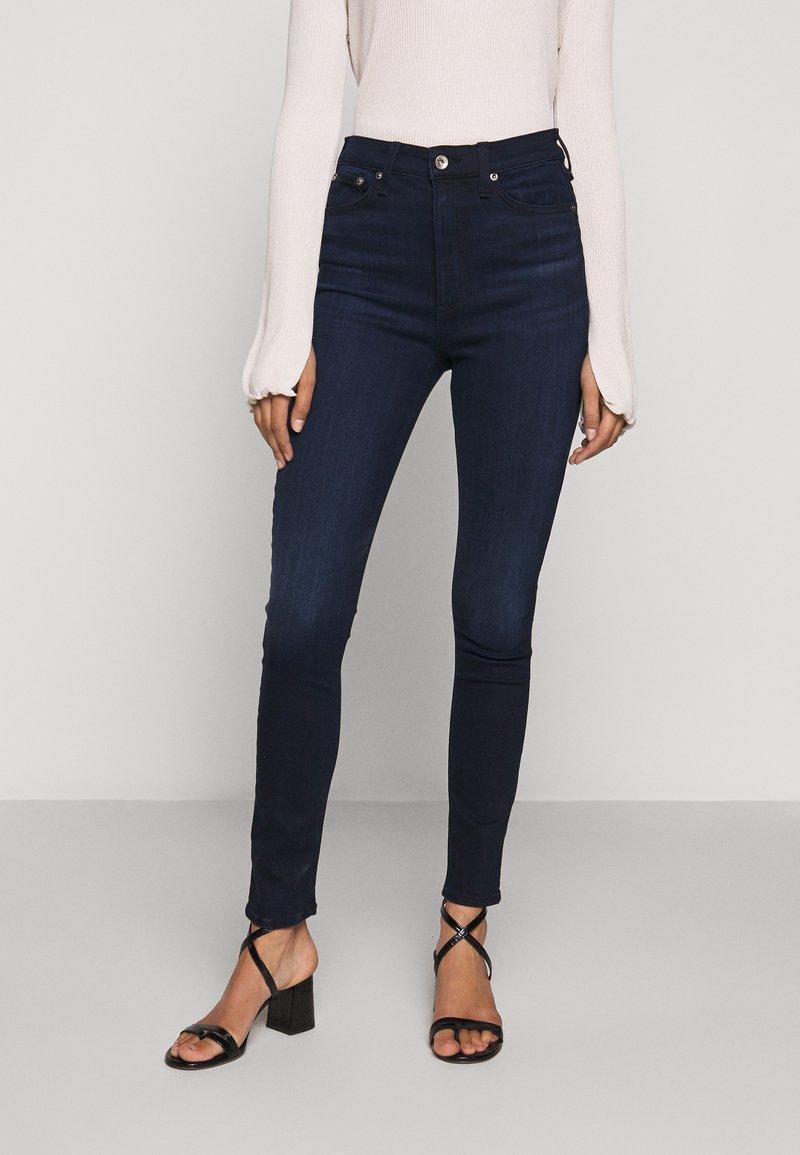 rag & bone - NINA HIGH RISE - Jeans Skinny Fit - new gate