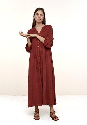 LOULOU - Maxi dress - sienna