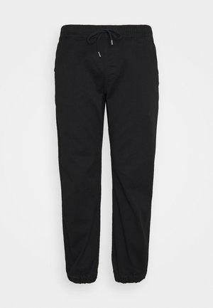 RRGUS PANTS PLUS - Kalhoty - black
