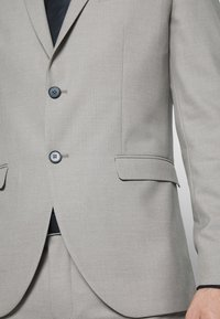Selected Homme - SLHSLIM SUIT - Kostym - beige - 8