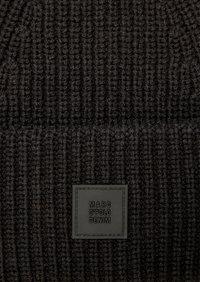 Marc O'Polo DENIM - Beanie - black - 1