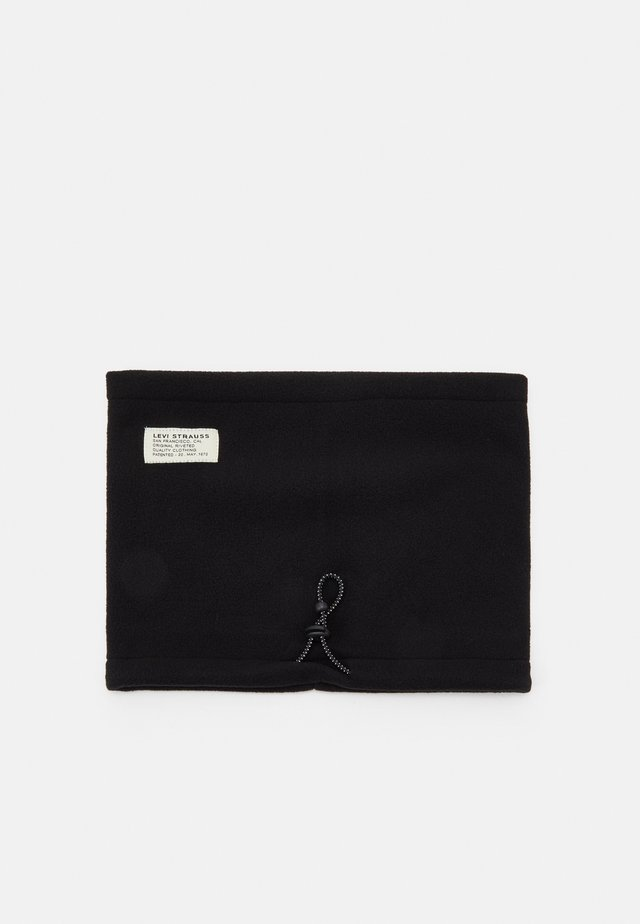 NECK WARMER - Scaldacollo - regular black