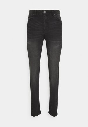 GROTON  - Jeans slim fit - black