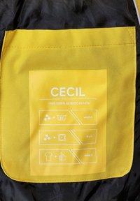 Cecil - Winter jacket - gelb - 5