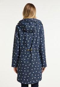Schmuddelwedda - Waterproof jacket - marine dots aop - 2
