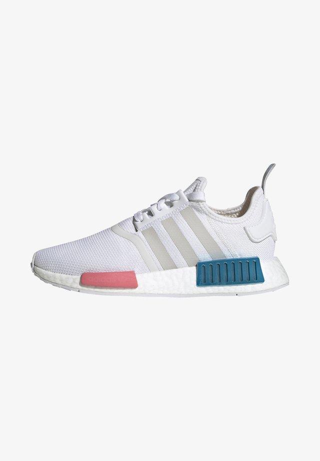NMD_R1  - Sneaker low - footwear white/grey one/hazy rose