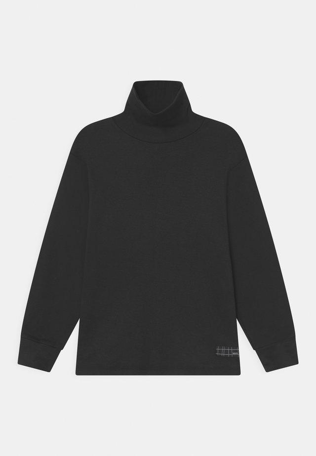 RONEZ - Long sleeved top - black