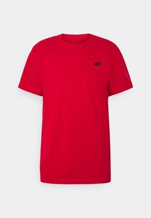 Men's T-shirt - T-shirt basic - red