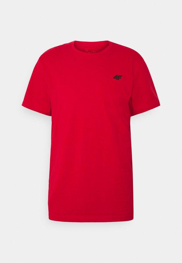 HERREN FRIDTJOF - T-shirt basique - red