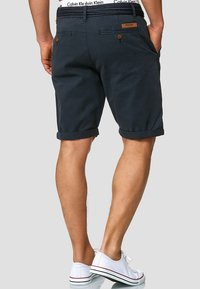 INDICODE JEANS - CASUAL FIT - Shorts - blau navy - 2
