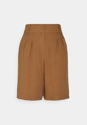 VMKAYLEE SHORTS - Shorts - tobacco brown