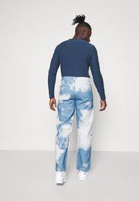 Jaded London - CLOUD SKATE - Jeans baggy - blue - 2