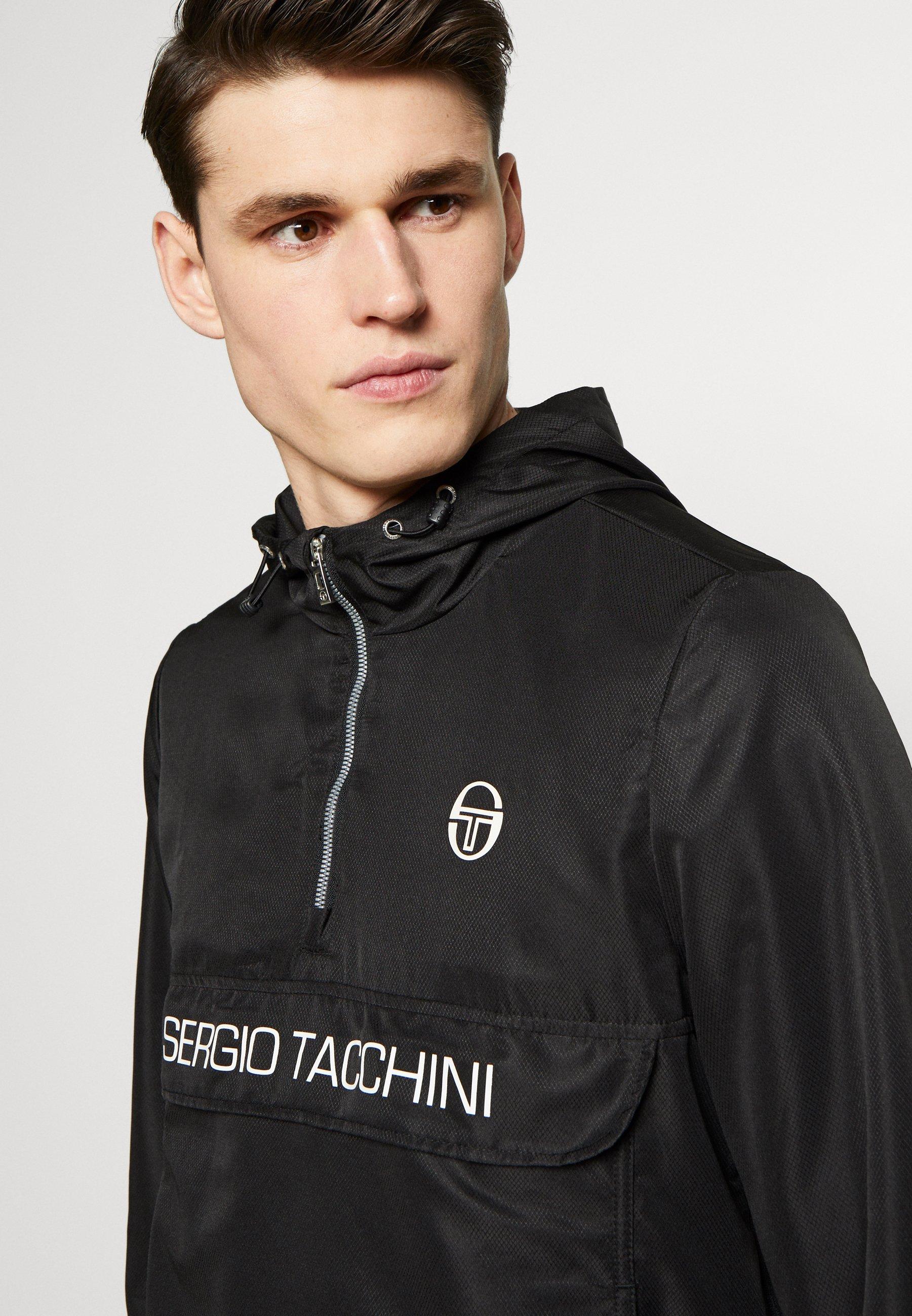 sergio tacchini CINTO Lett jakke navywhite Zalando.no