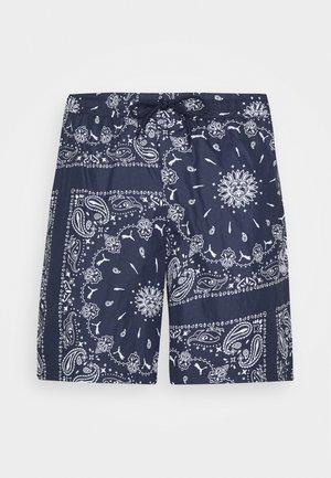 Shorts - peacoat