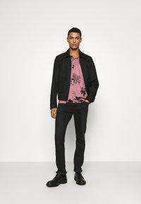 The Kooples - Overhemd - pink/black - 1