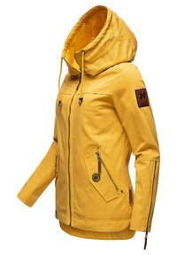 Navahoo - Light jacket - yellow mustard dots - 3