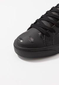 Lacoste - STRAIGHTSET - Zapatillas - black - 2