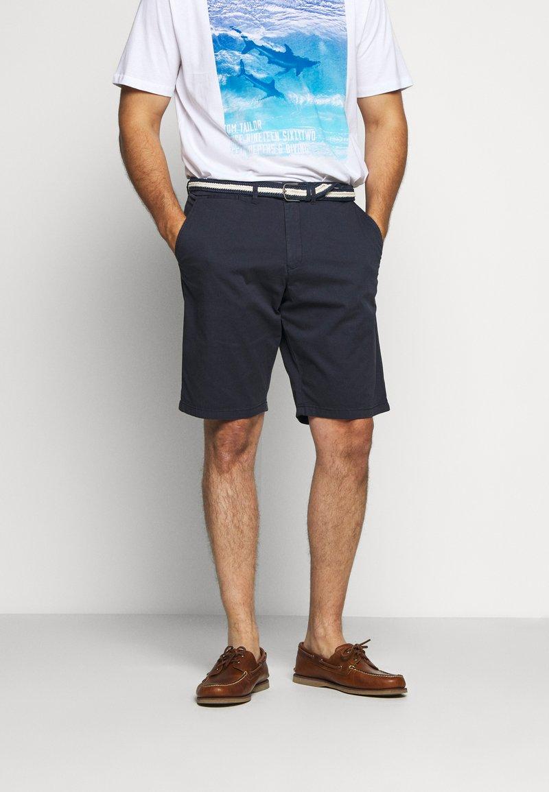 CELIO - ROSLACK - Shorts - navy
