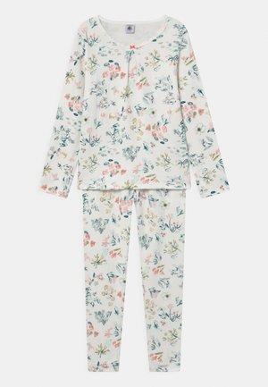 FLORAL - Pyjama - marshmallow/multico