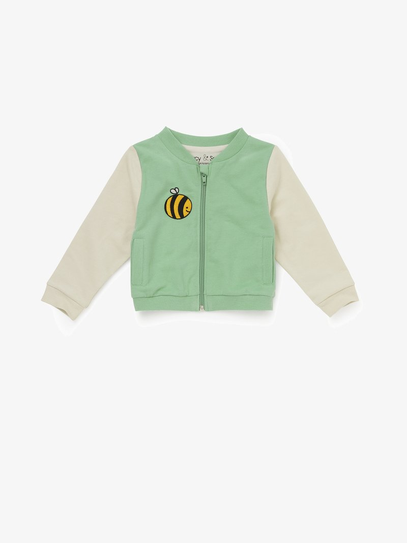 Lucy & Sam - BEE - Bomber Jacket - green