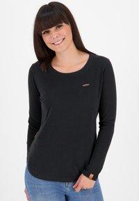 alife & kickin - Long sleeved top - moonless - 0