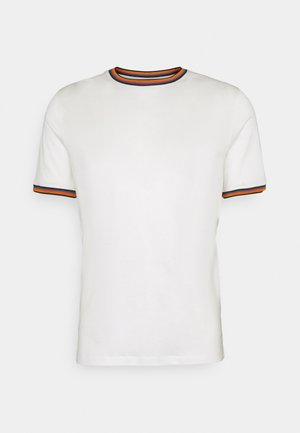 GENTS - Print T-shirt - white