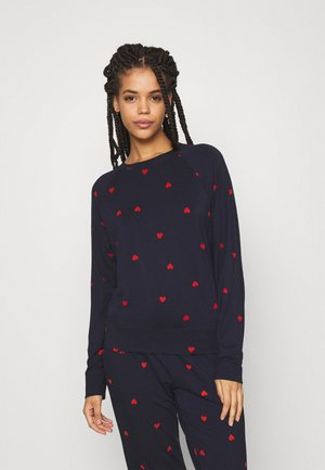 BABY TERRY - Pyjama top - navy