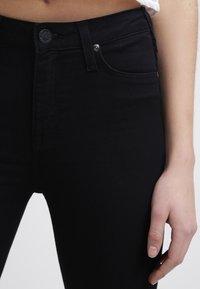 Lee - SKYLER - Jeans Skinny Fit - black rinse - 4