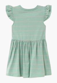 Ebbe - NICOLETTE - Žerzejové šaty - mint/bubble pink - 1