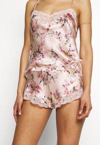 Marks & Spencer London - ROSIE PRINT  - Pyjama bottoms - light pink - 0