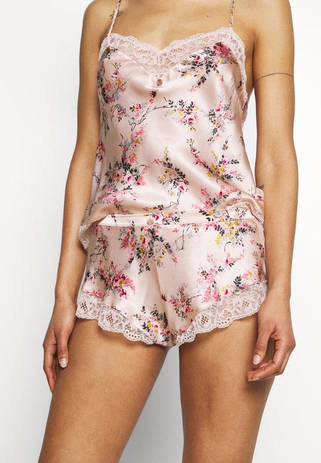 ROSIE PRINT  - Pantaloni del pigiama - light pink