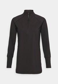 LONGSLEEVE - Sports shirt - black