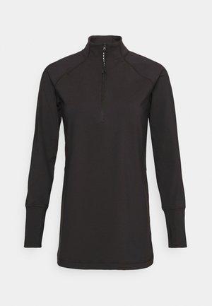 LONGSLEEVE - Camiseta de deporte - black