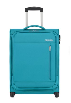 HEAT WAVE TROLLEY - Valise à roulettes - sporty blue