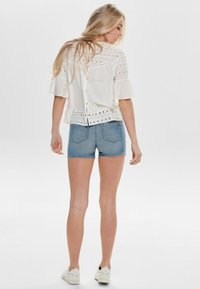 ONLY - ONLIRINA ANGLAISE - Blouse - off-white - 2