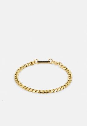 FOUNDATION CHAIN BRACELET - Bracciale - gold-coloured