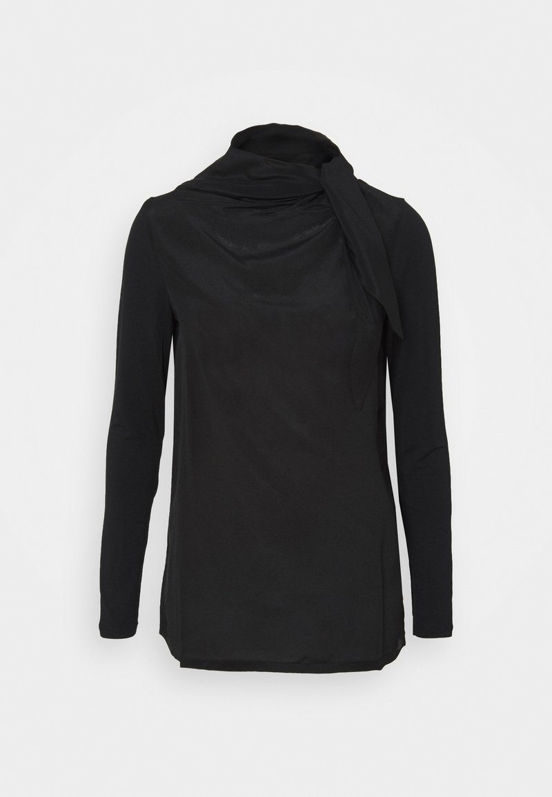 MAX&Co. - GINESTRA - Long sleeved top - black