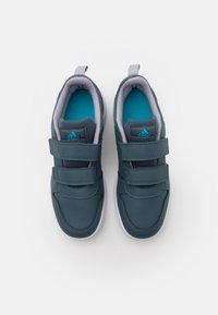 adidas Performance - TENSAUR UNISEX - Chaussures d'entraînement et de fitness - legacy blue/footwear white/glory grey - 3