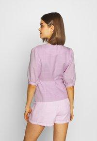 Fashion Union - BABBY BLAZER - Blazer - pink - 2