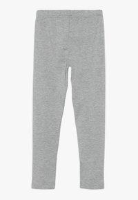 Friboo - 2 PACK  - Leggings - Trousers - light grey/black - 1