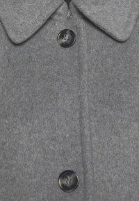 Bruuns Bazaar - JASMINA BOLETT COAT - Klasický kabát - light grey - 2