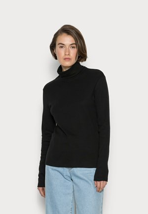 SOUS PULL - Long sleeved top - noir
