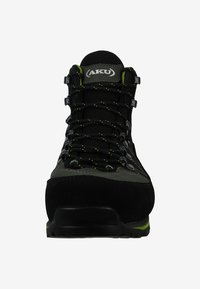 Aku - Classic ankle boots - black green - 4