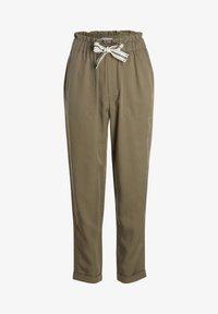 BONOBO Jeans - MIT HOHER TAILLE - Stoffhose - vert kaki - 4
