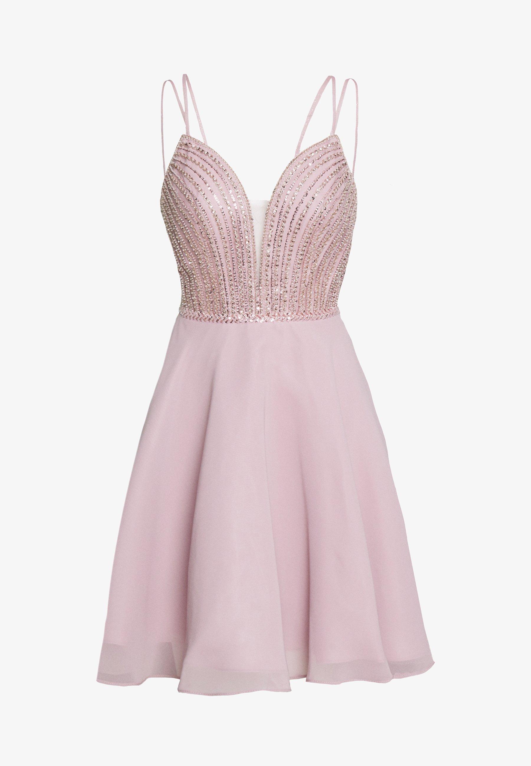 Cocktailkleid/festliches Kleid - rose