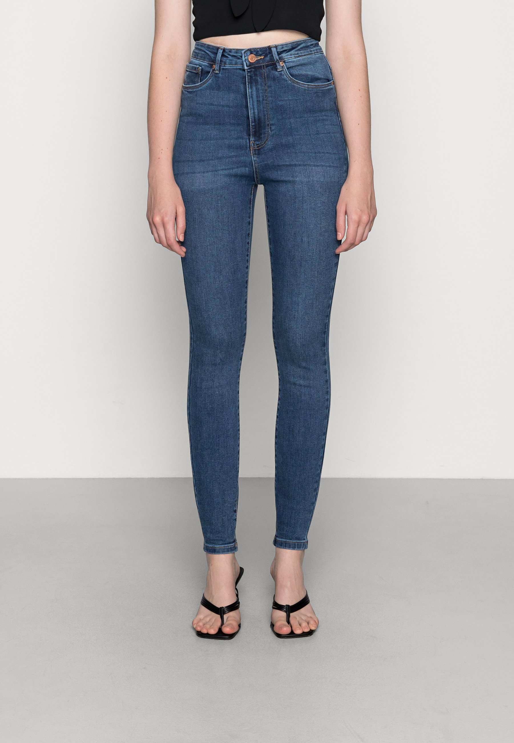 Women VMSANDRA SKINNY - Jeans Skinny Fit