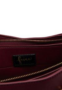 faina - Håndtasker - bordeaux - 4