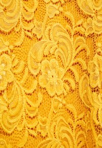MAMALICIOUS - MLMIVANA BACK DRESS - Vestido de cóctel - chinese yellow - 2