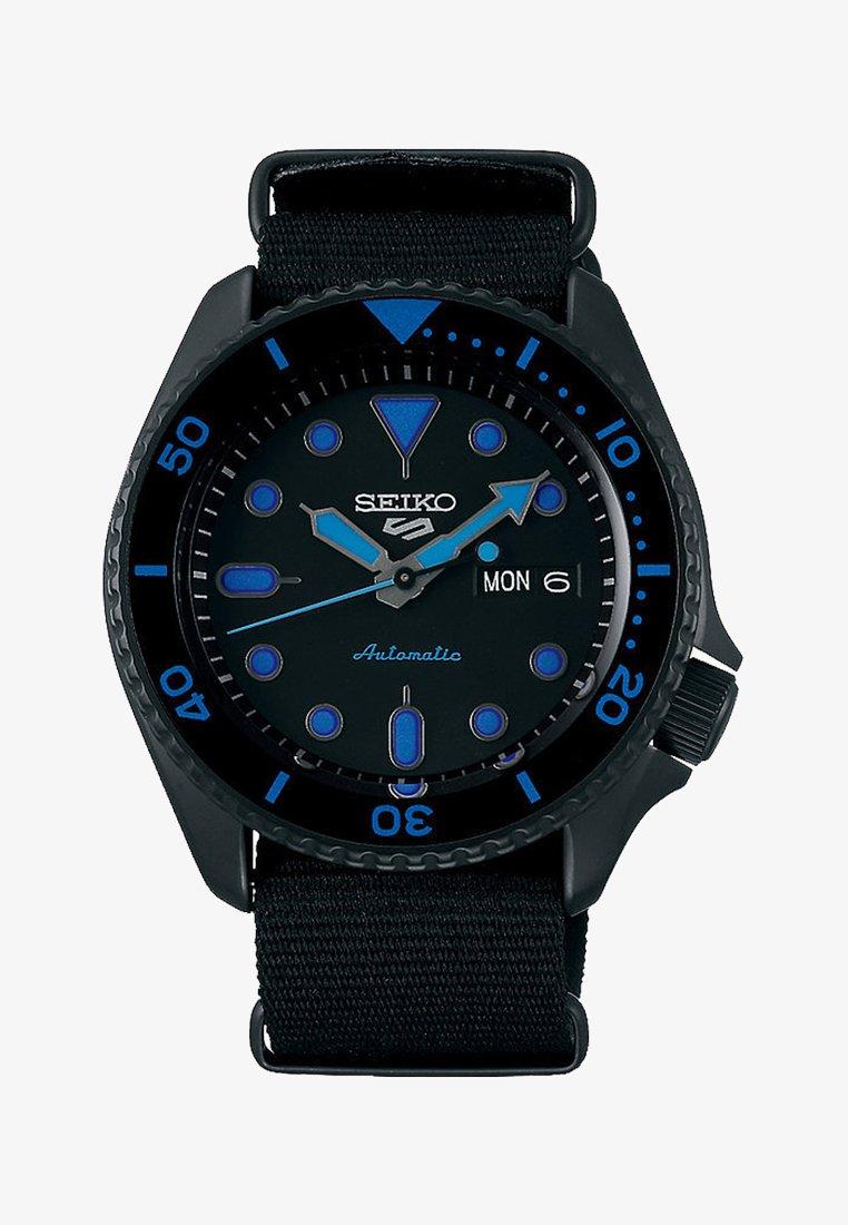 Seiko - Uhr - black