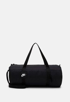 HERITAGE - Sportovní taška - black/white